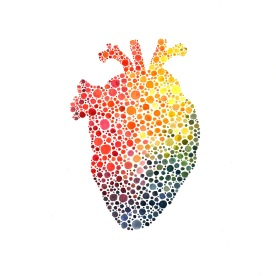 Colourful Pointilism 3