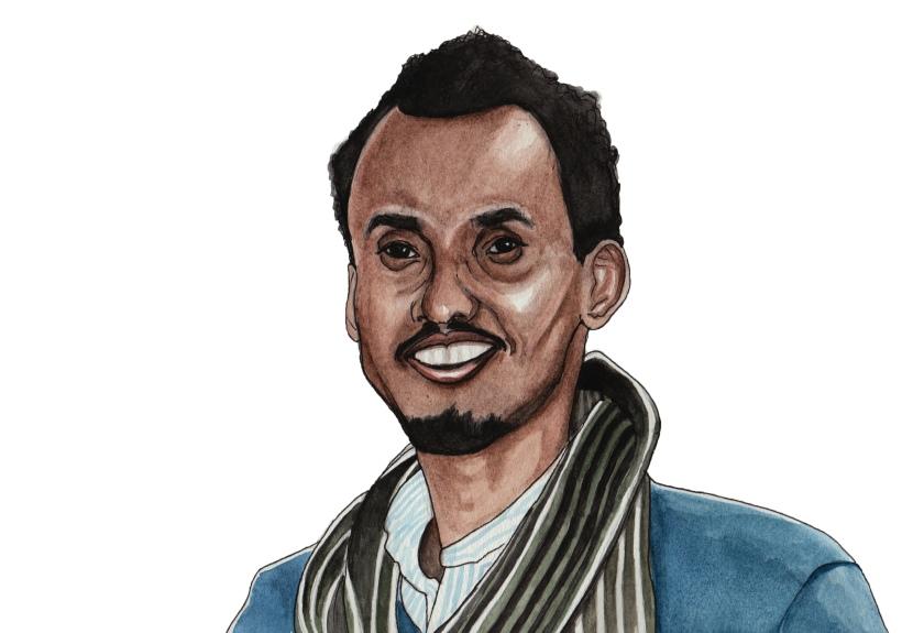 Yahya.Portrait